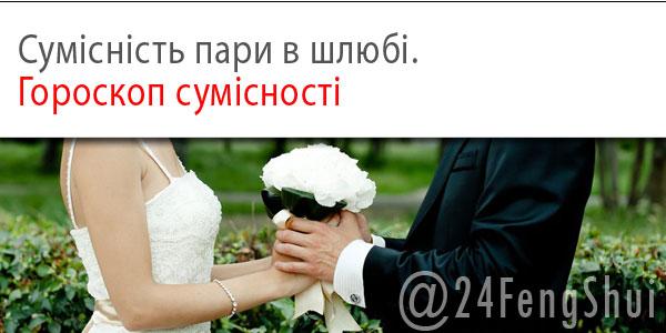 сумісність в шлюбі за датою народження
